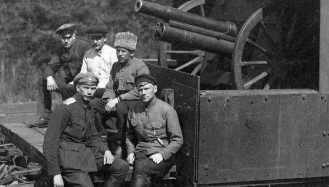 Левитс в Эстонии: спасибо вашим солдатам, что помогли отвоевать Латвию в 1919 году