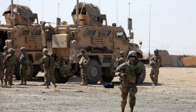 Latvijas karavīri pārstājuši veikt Irākas drošības spēku apmācības