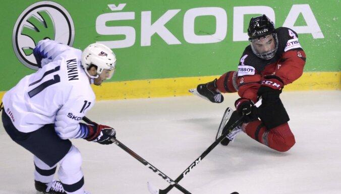 Pasaules hokeja čempionāts: 21. maija spēles. Teksta tiešraides arhīvs