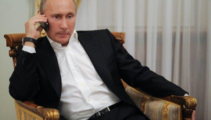 Time: Путин— один из 100 самых влиятельных людей мира