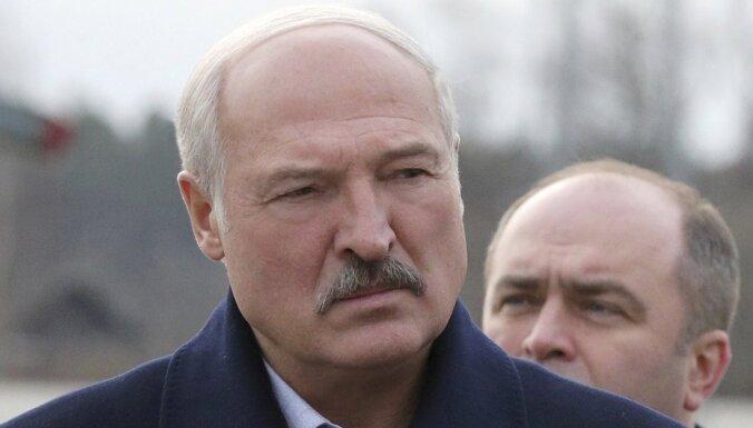 'Tā ir mācība visiem': Lukašenko komentē cukurfabriku direktoru pazušanu