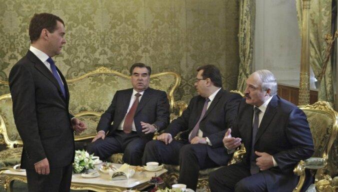 Ликвидировать ЕврАзЭС на саммите в Москве не удалось