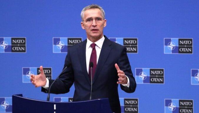 НАТО объявит космос отдельной сферой проведения операций
