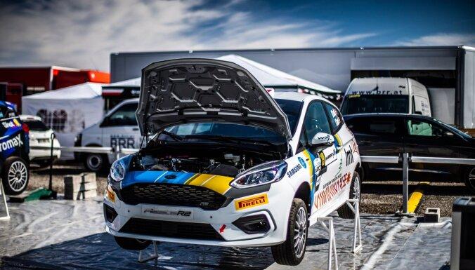 Sesks: sākam saprast, cik grūti un sarežģīti ir sacensību apstākļi WRC