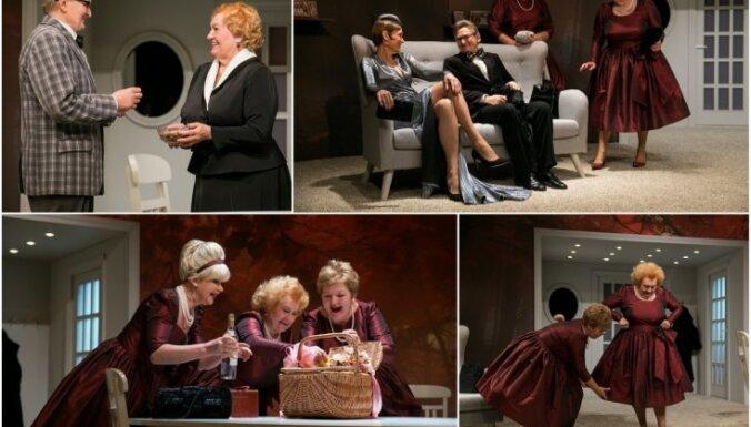 Valmieras teātris ar 'Rudenīgo blūzu' dosies viesizrādēs pa Latviju