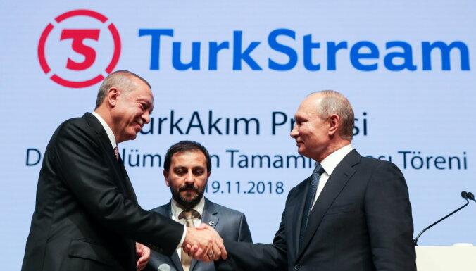 """Как """"Газпром"""" откажется от Украины с помощью """"Турецкого потока""""?"""
