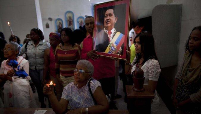 Больного раком Чавеса упрятали в подземный бункер