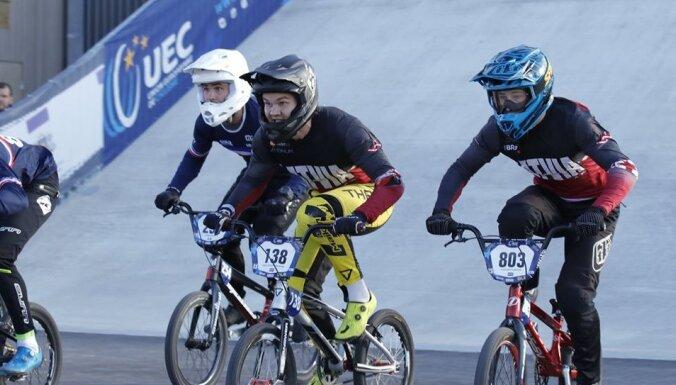 Publiskoti plānotie Eiropas kausa BMX riteņbraukšanā norises laiki