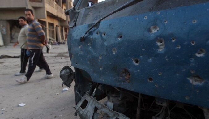 Spridzinātājs pašnāvnieks Irākā nogalina 23 cilvēkus