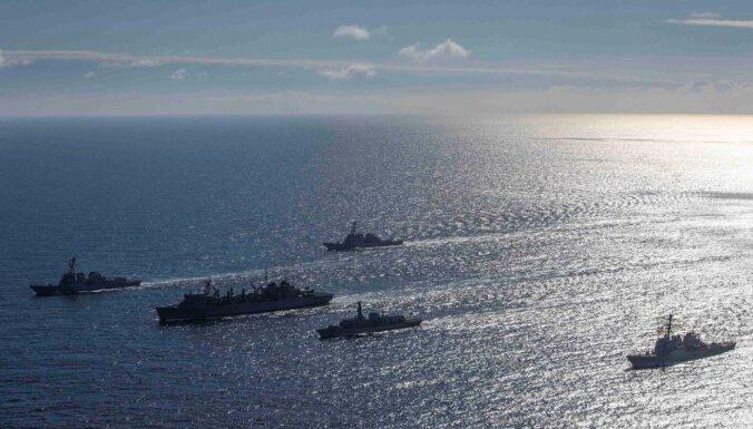 Irāna aicina ASV netraucēt tai piegādāt naftu Venecuēlai
