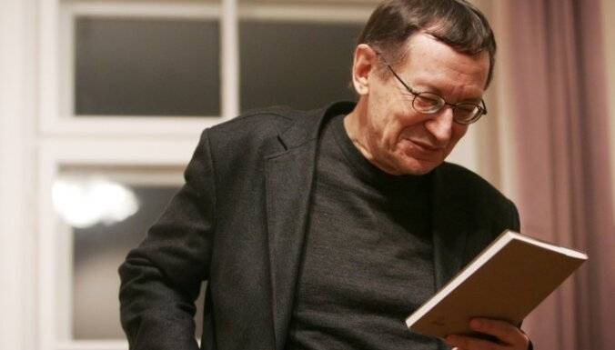 Izdevniecība 'Neputns' klajā laidusi Jāņa Rokpeļņa dzejas krājumu 'Post factum'