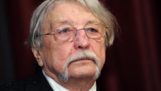 Latvijas prozas lielmeistaram Zigmundam Skujiņam – 90