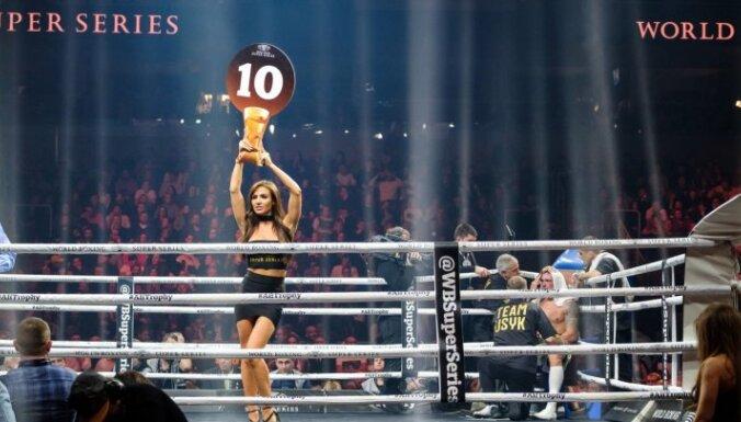 Rīga nostiprinās uz pasaules boksa kartes un uzņems abus supersērijas pusfinālus