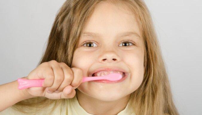Var pieteikties nodarbībām mazajiem 'Man ir tīri zobi!'. Arī bērniem ar īpašām vajadzībām