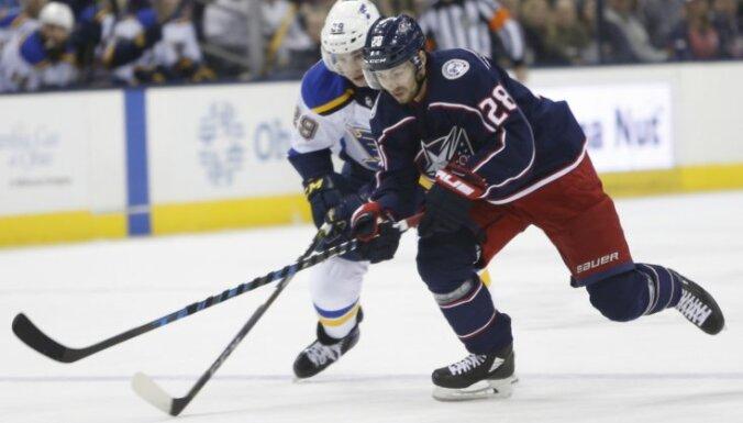 Pasaules hokeja čempionāta mājiniecei Dānijai pievienojas trešais NHL spēlētājs