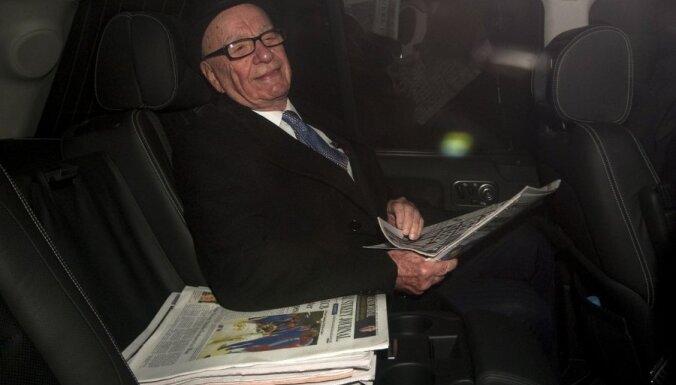 Mērdoka 'News International' maina nosaukumu uz 'News UK'