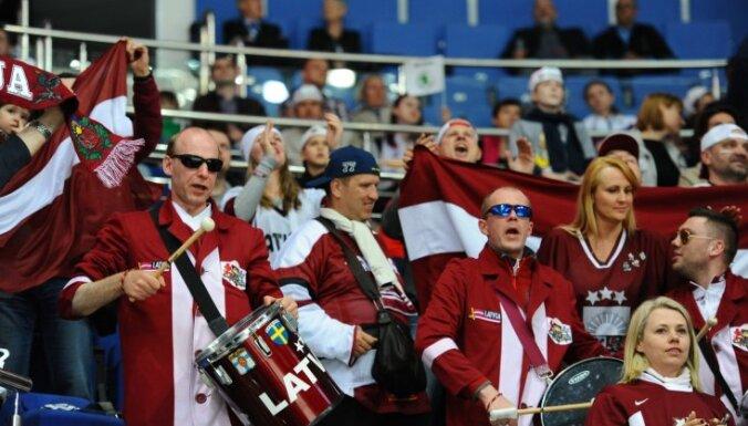 Матчи сборной Латвии посетили меньше всего зрителей (когда такое было?)