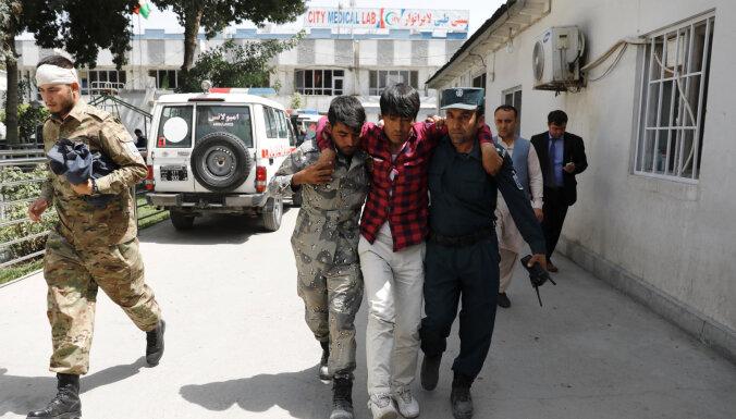 В столице Афганистана прогремел мощный взрыв: десятки раненых