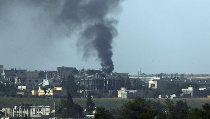 Операция в Сирии: Турция бомбит курдов и шантажирует Европу
