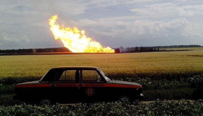 Украина потеряла 10 млн. кубов газа из-за взрыва под Полтавой