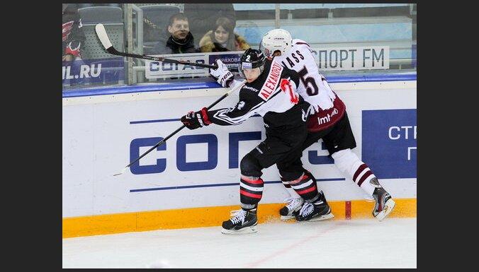 Avangard - Dinamo Riga