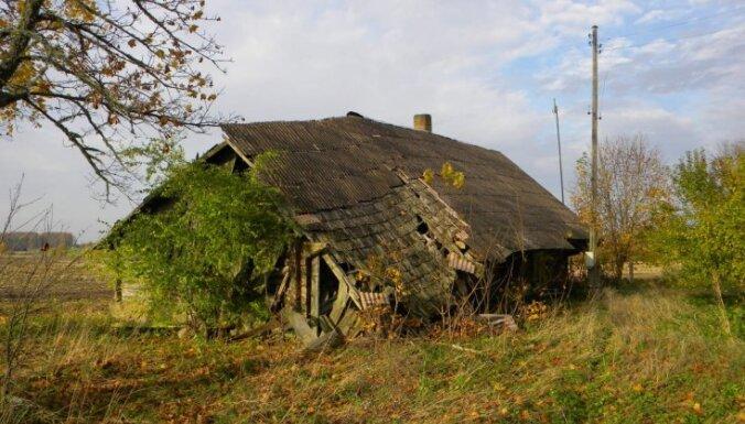 Gada laikā no Latvijas kartes pazuduši 118 ciemi