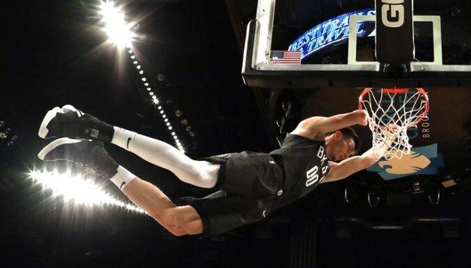 Kurucs gatavojas piedalīties NBA Uzlecošo zvaigžņu spēlē