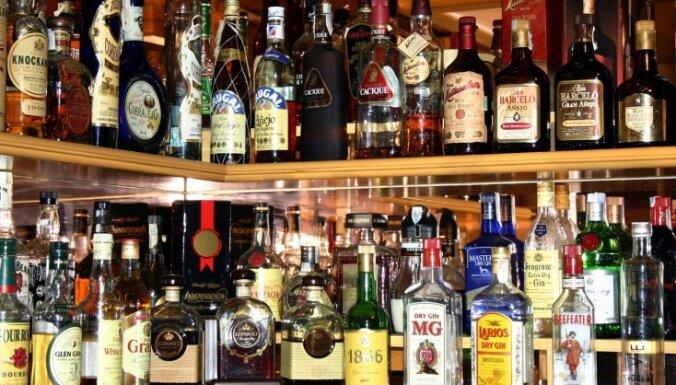 Вооруженное ограбление магазина: преступники взяли три бутылки виски