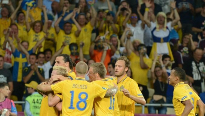 Шведы хлопнули дверью и покидают чемпионат