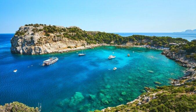 Iepazīsti Grieķiju! 'airBaltic' turpmāk lidos arī uz Rodas salu