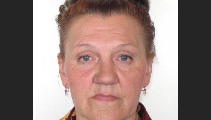 Daugavpilī meklē pazudušu sievieti