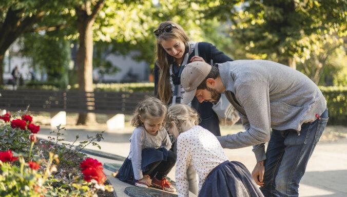 Izstrādāta jauna Liepājas pilsētvides orientēšanās aplikācija ģimenēm ar bērniem