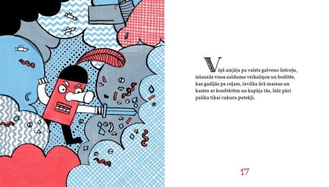 Sergejs Timofejevs debitējis bērnu literatūrā ar 'Pasaku par bruņinieku, kuram sāpēja zobi'