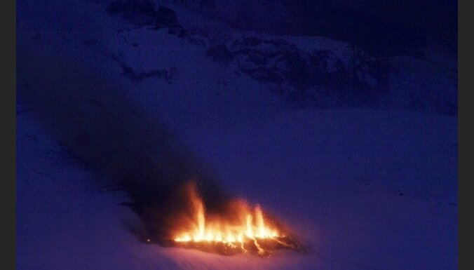 Синоптики: пепел будет висеть над Европой 4-5 дней
