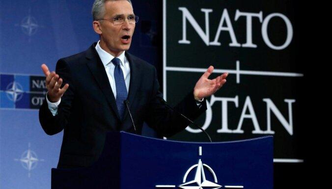 НАТО создала кризисный штаб в связи с операцией Турции в Сирии