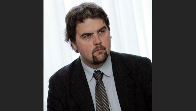 Политолог: Эдгар Заланс — человек Шкеле