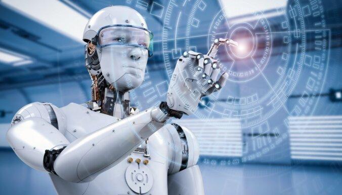 Tavi konkurenti nākotnē būs roboti. Kā nepazust modernajā darba tirgū?
