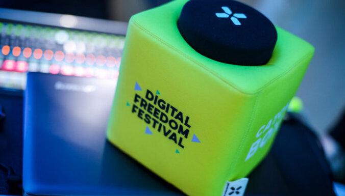 В Риге пройдет фестиваль технологий Digital Freedom Festival