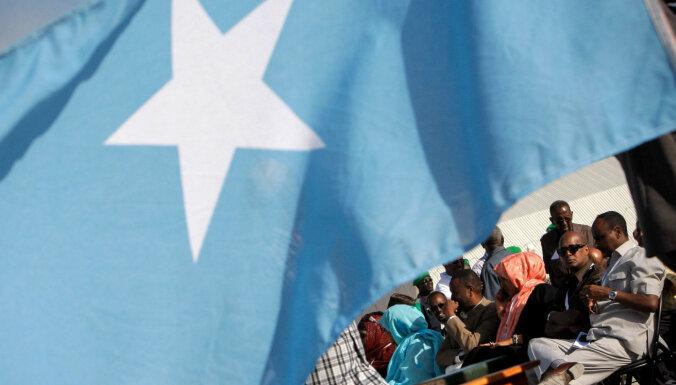 Somālija pārtrauc diplomātiskās attiecības ar Keniju
