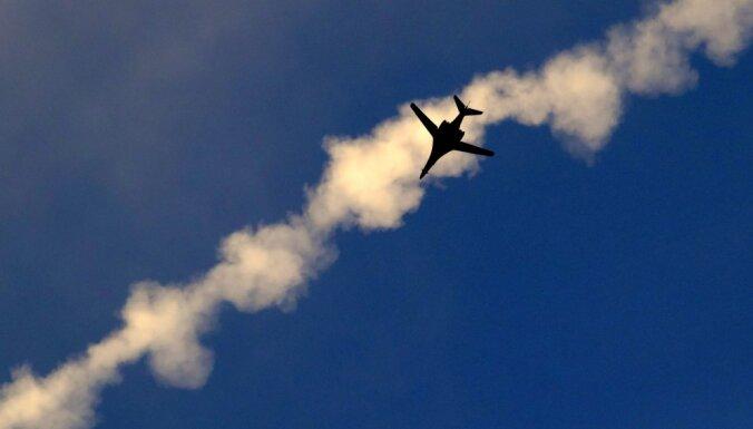Turcijas aviācija bombardē PKK bāzes