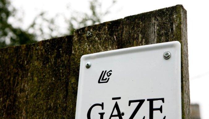 Latvijas iedzīvotāji ziemā var palikt bez gāzes, bažījas 'Latvijas gāze'