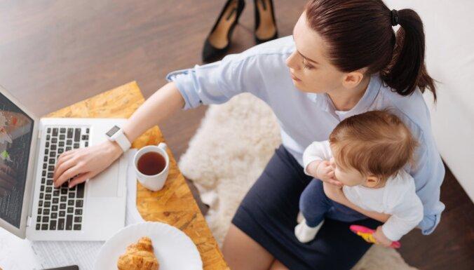 Atgriezties darbā pēc bērnu kopšanas atvaļinājuma – mammu pieredzes stāsti