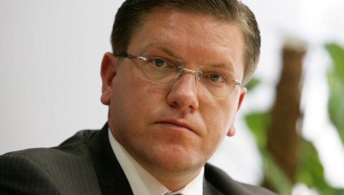 Segliņš neizslēdz iespēju kandidēt Saeimas vēlēšanās