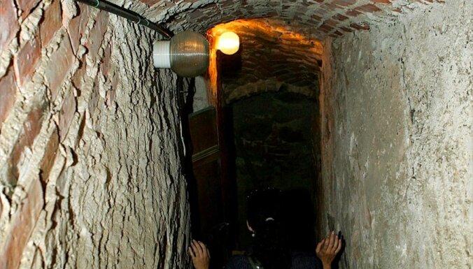 В подвале жилого дома найден мертвый человек