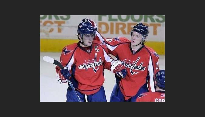 Alexander Ovechkin, hockey, Washington