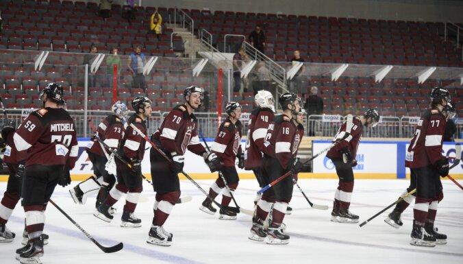 Rīgas 'Dinamo' uz pārcelto spēli Kazahstānā dosies novembra sākumā