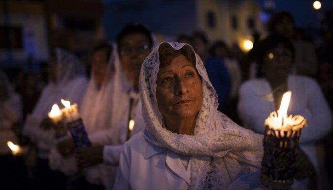 Foto: Kā Lieldienas atzīmē citviet pasaulē