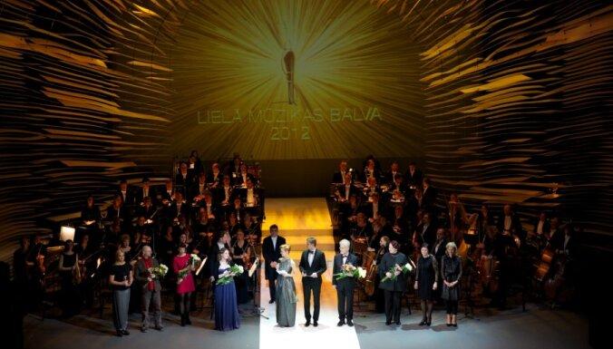 Arturs Vaiders: 'Lielās Mūzikas balvas' baudāmā evolūcija