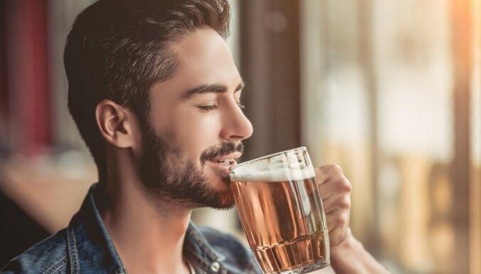 Объем производства пива в Латвии остается неизменным