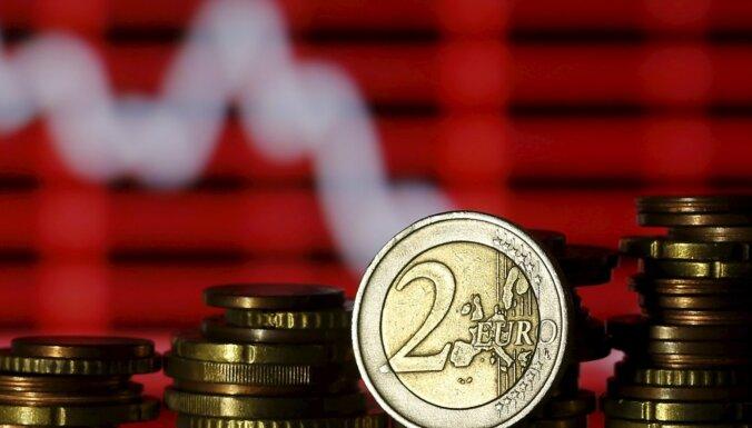 Pērn kopējais Latvijā atklāto eiro viltojumu skaits samazinājies par 6%